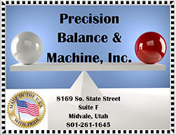 Precision Balance & Machine, Inc.